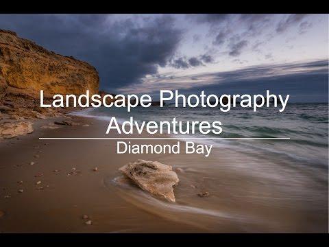 Landscape Photography Adventures - Diamond Bay