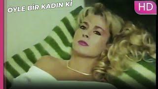 Öyle Bir Kadın Ki - Güzelliğiniz Bedenimi Kabartıyor | Romantik Türk Filmi