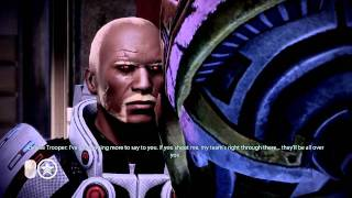 Mass Effect 2 - Best Renegade Interrupt Ever