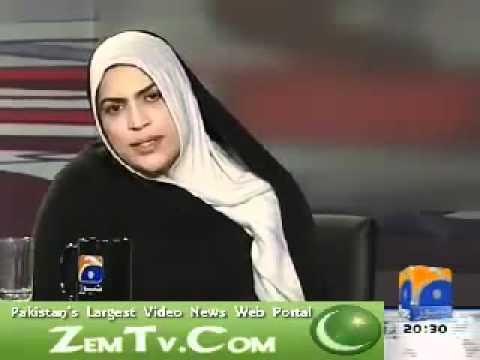 Capital Talk  Khanam Tayiba Bukhari P3