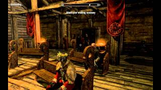 Скачать Skyrim Marriage Gay Scouts Many Marshes Ep 5