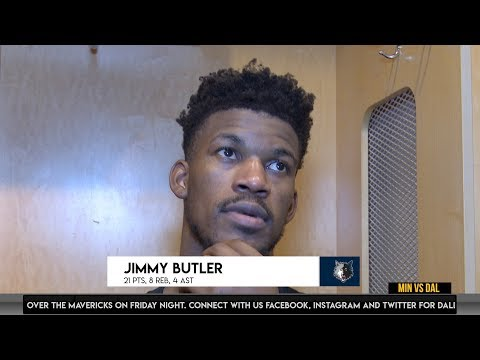 Minnesota Timberwolves vs Dallas Mavericks Highlights | Jimmy Butler 21 pts, 8 reb, 4 ast.mov