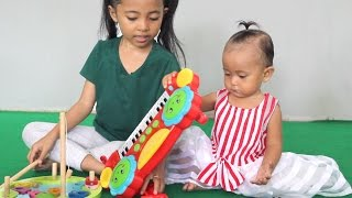 Download mainan anak bayi keyboard piano dan pancing pancingan-Baby kids Piano toy and fishing toys game Mp3