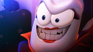 funny animated cartoon spookiz best villain ever 스푸키즈 kids cartoon kids movies