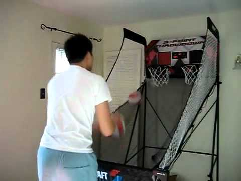spalding 4020 dual electronic basketball game manual
