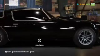 Need for speed payback andoned car and dlc cars