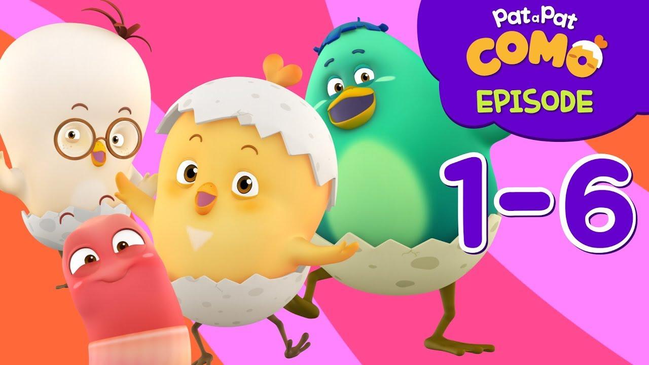 Download Como Kids TV   Episode 1-6   Cartoon video for kids