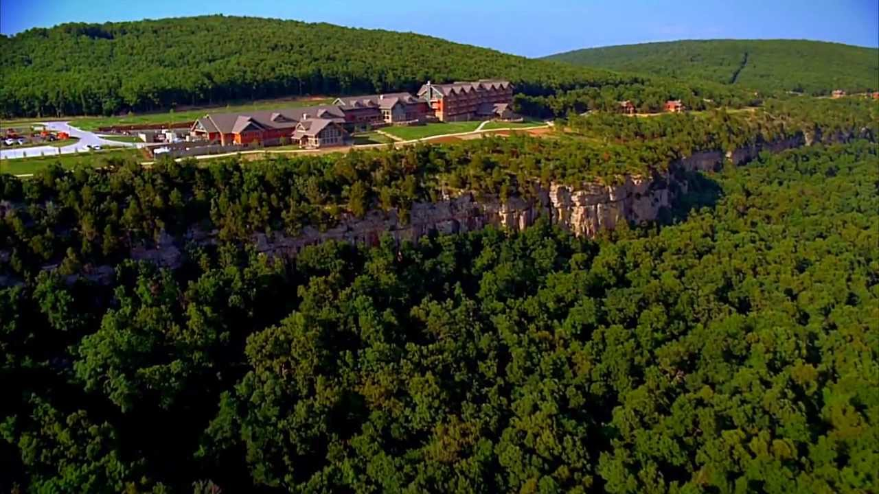 Mount magazine state park youtube for Cabins near mount magazine