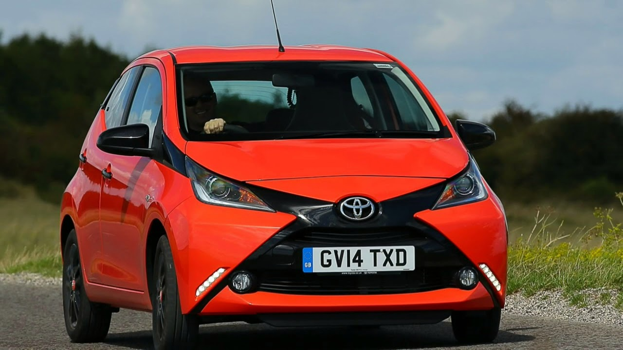 toyota aygo 2018 car review youtube. Black Bedroom Furniture Sets. Home Design Ideas