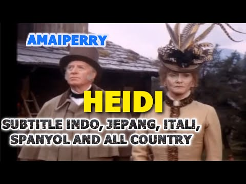 HEIDI Ends THE BEST CHILDREN STORIES / AMAIPERRY