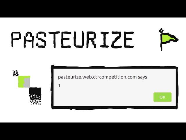 XSS a Paste Service - Pasteurize (web) Google CTF 2020