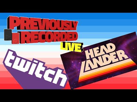 Head Games (Headlander Part 1)
