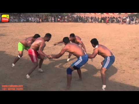 KHALRA (Amritsar)    KABADDI CUP - 2015    OPEN QUARTER FINALS 3rd & 4th     Full HD    Part 3rd