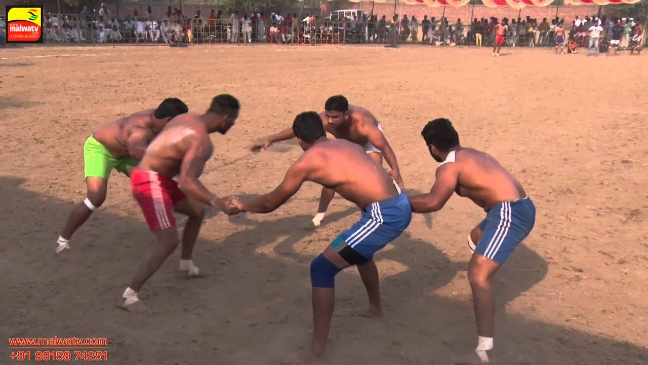 KHALRA (Amritsar) || KABADDI CUP - 2015 || OPEN QUARTER FINALS 3rd & 4th  || Full HD || Part 3rd