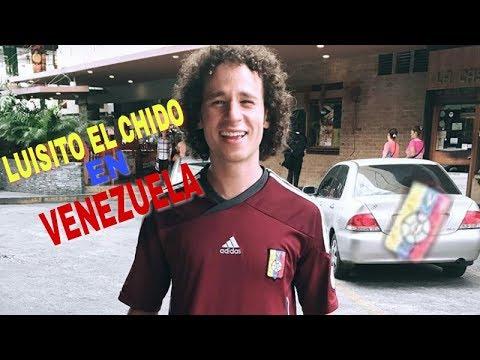 Así Describe Su Estadía en VENEZUELA - LUISITO COMUNICA