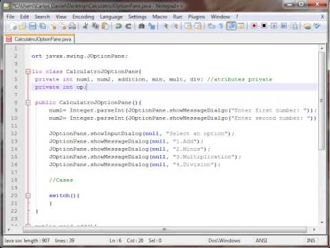 Joptionpane dialog « swing « java tutorial.