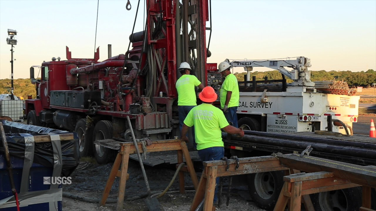 Research Well Coring in the Eagle Ford
