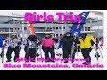 Girls Trip Vlog: MLK Ski weekend (Ontario, Canada)