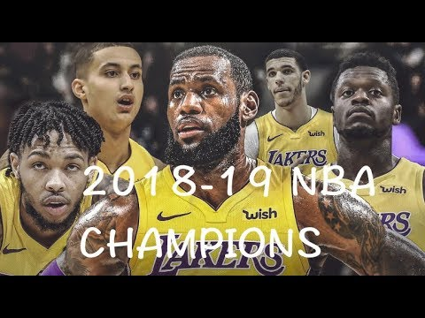 The Best Play of Every Single 2018-19 Los Angeles Laker (During 2017-18)