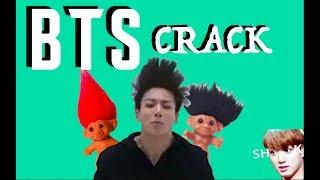 BTS CRACK #10 - BTS LOOKING LIKE TROLLS & DANCE PRACTICE WANT US D E A D.