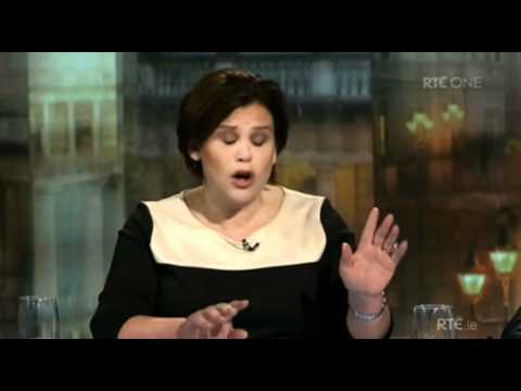 Mary Lou McDonald and Leo Varadkar on RTE's A Week in Politics - January 22