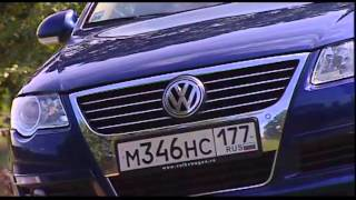 Наши тесты - Volkswagen Passat Variant 3.2 - Грузовая ракета