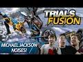 Trials Fusion Michael Jackson Noises