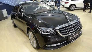 2018 Mercedes-Benz S-Classe Sedan - Exterior And Interior - Auto Salon Bratislava 2017