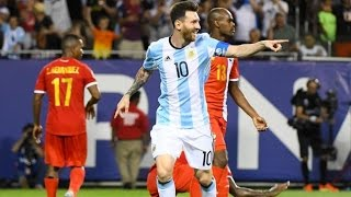 Download Video Argentina vs Panama 5-0 All Goals & Highlights 10.06.2016 Copa América MP3 3GP MP4