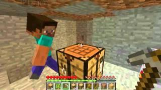 Minecraft Oynuyoruz: Survival Bölüm 1 | Balkabağı