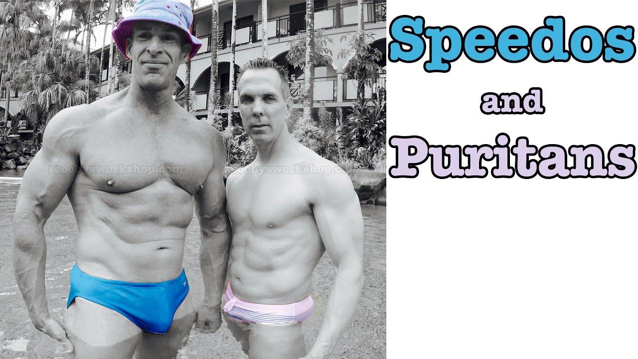 speedos Swimming men pool gay
