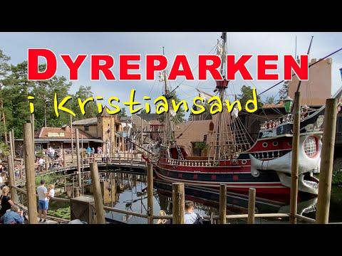 Dyreparken i Kristiansand - All Major Attractions in 11 minutes