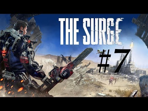 The Surge - Let's Play/Walkthrough - Part 8: Research and Development