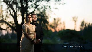 Aditi & Prathamesh // Wedding Teaser // Evoke Frames By Sarath Santhan