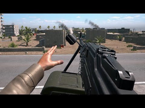 SQUAD v10 - Al Basrah Insurgent PKM Gunner
