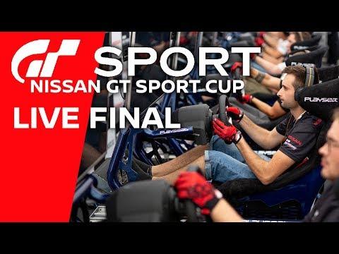 NISSAN GT SPORT CUP // GT SPORT GRAND FINAL