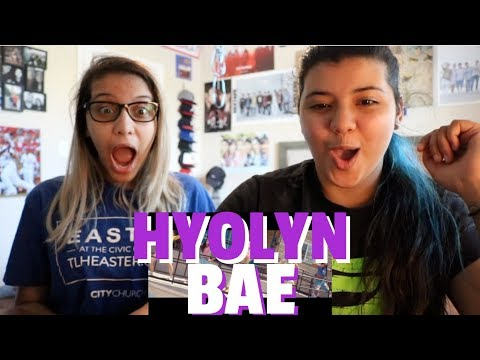 HYOLYN(효린) 'BAE' MV REACTION!!!