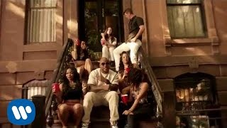 Repeat youtube video Flo Rida ft. Robin Thicke & Verdine White - I Don't Like It, I Love It [Official Video]