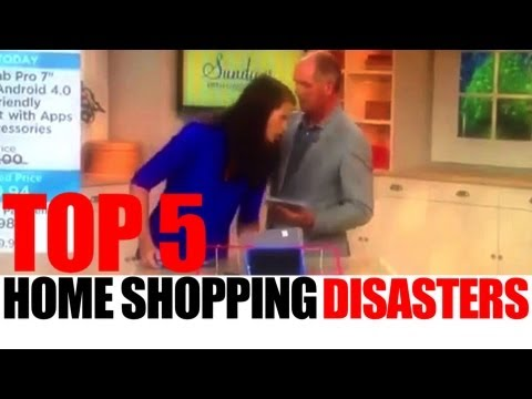 Top 5 Home Shopping Disasters