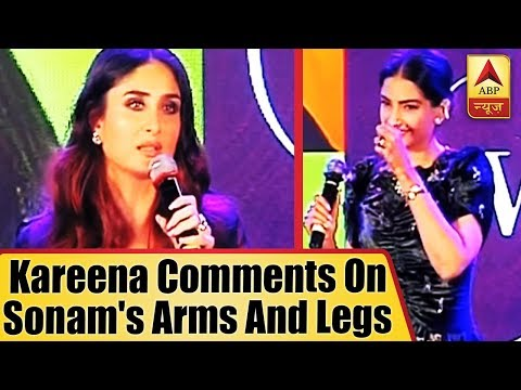 Veerey Ki Wedding: Kareena Kapoor comments on Sonam Kapoor's arms and legs