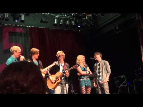 R5 Sound Check - What's your favorite word?
