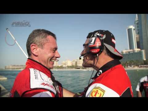 2016 F1H2O GP of Dubai Highlights