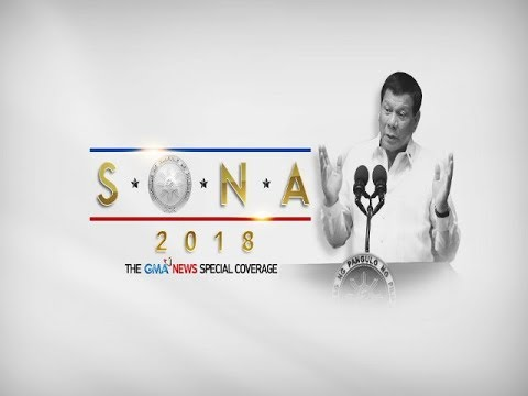 REPLAY: SONA 2018 | President Rodrigo Duterte's 3rd State Of The Nation Address #SONA2018