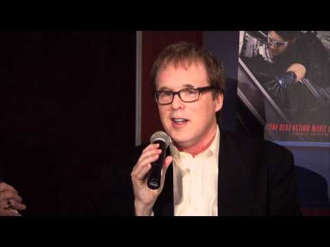 Mission Impossible - Ghost Protocol: Director Brad Bird Q&A Part 1 [HD]