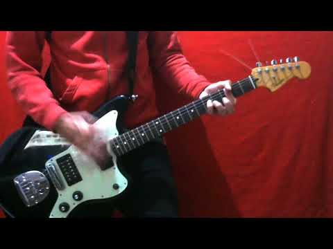 If Credit's What Matters I'll Take Credit (Hot Snakes) Guitar Cover