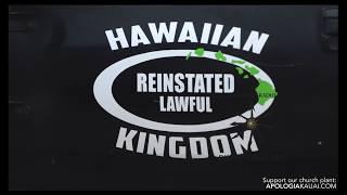 The story of Hawaiian Sovereignty from a Haole who lives in Hawaii