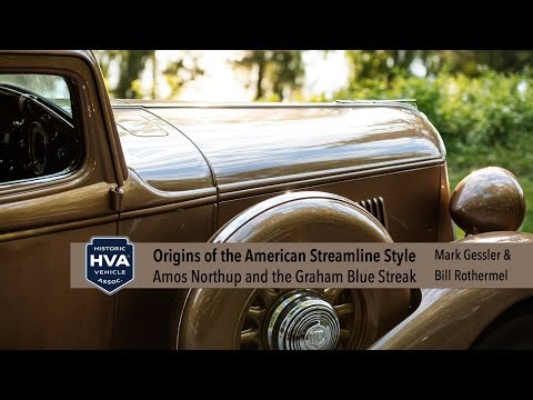 Origins of the American Streamline Style | Hagerty Seminar