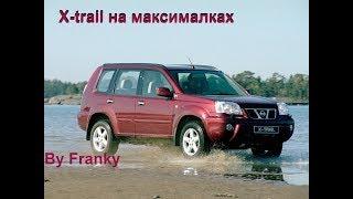 Первый Авто обзор! Nissan X-trail в жирно комплектации!! by Franky