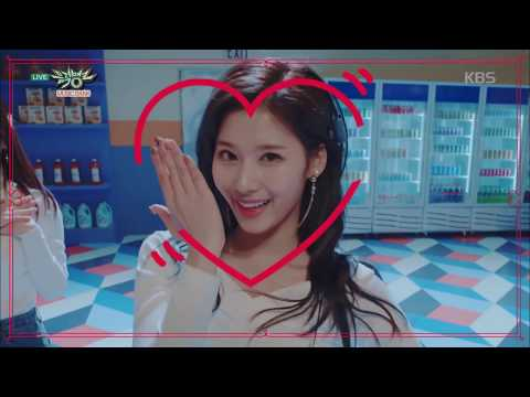 뮤직뱅크 Music Bank - Heart Shaker - 트와이스 (Heart Shaker - TWICE)15