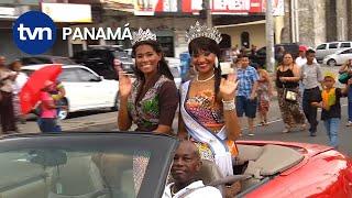 Desfile de la Etnia Negra